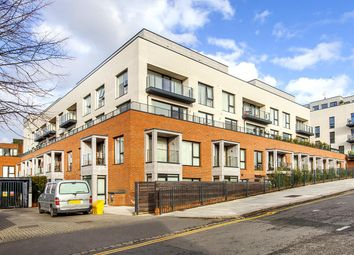 Thumbnail 2 bed flat for sale in Llanvanor Road, London