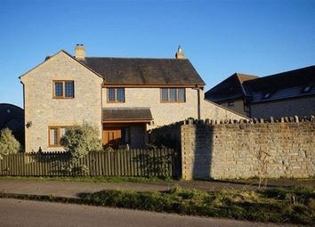 Thumbnail 4 bed detached house for sale in Westhay, Glastonbury