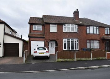 Thumbnail 4 bed semi-detached house for sale in Knowsley Drive, Leigh