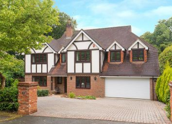 Thumbnail 5 bed detached house for sale in Maplewood Gardens, Beaconsfield
