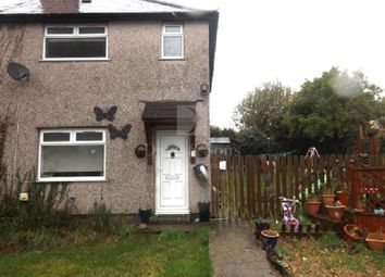 Thumbnail 3 bed semi-detached house for sale in Fulford Cottages, Off Victoria Avenue, Newport.