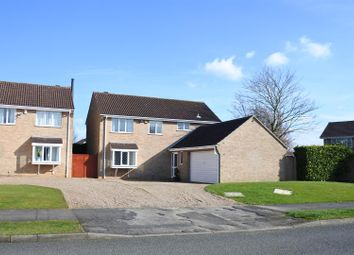 Thumbnail 4 bed detached house for sale in Gloucester Road, Grantham