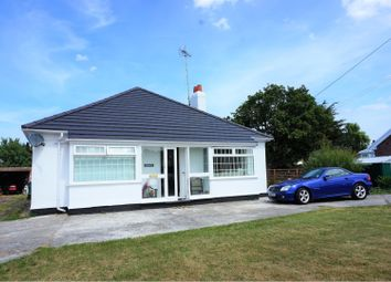 Thumbnail 3 bed detached bungalow for sale in Brook Avenue, Abergele