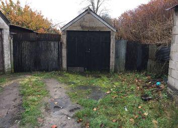 Thumbnail Land for sale in Garages & Land, Shoemakers Row, Maesteg, Bridgend