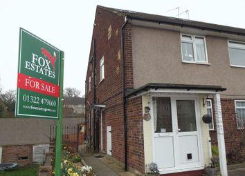 Thumbnail 2 bedroom maisonette for sale in Lea Vale, Dartford