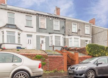 Thumbnail 3 bedroom terraced house for sale in Brynderwen Road, Newport