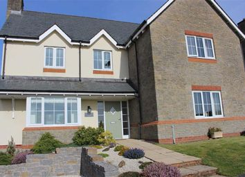 Thumbnail 4 bedroom detached house for sale in Dukefield, Three Crosses, Swansea