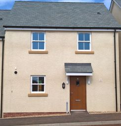 Thumbnail 2 bed detached house for sale in Court Barton Close, Exeter
