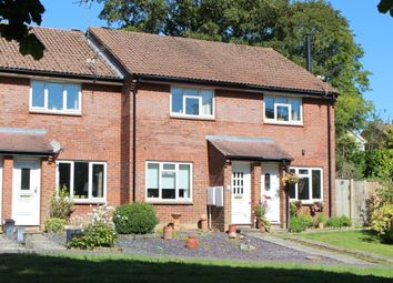 Thumbnail 2 bed terraced house for sale in Appledown Close, Alresford
