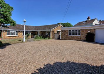 Thumbnail 3 bed detached bungalow for sale in Denham Lane, Chalfont St. Peter, Gerrards Cross