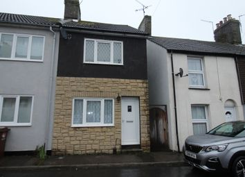 Thumbnail 3 bed terraced house for sale in Mount Road, Rochester