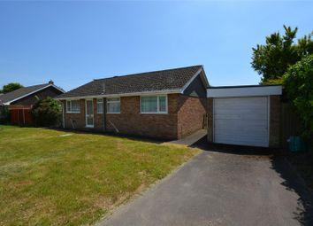 Thumbnail 2 bed detached bungalow for sale in Pinetops Close, Pennington, Lymington, Hampshire