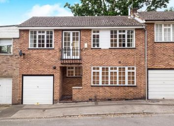 Thumbnail 2 bed town house for sale in Castle Mews, Nottingham, Nottinghamshire