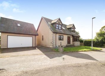 Thumbnail 5 bed detached house for sale in Drumlithie, Stonehaven