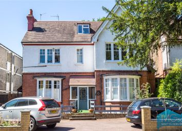 Thumbnail 2 bed flat for sale in Coolhurst Road, Crouch End, London