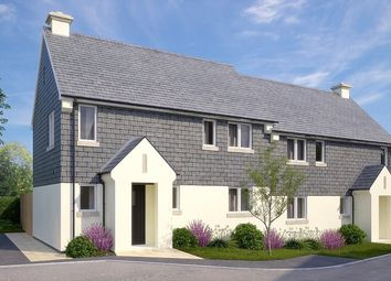 Thumbnail 3 bedroom semi-detached house for sale in The Dartmouth, 10 Hockey Fields, Off School Road, Stoke Fleming, Dartmouth, Devon