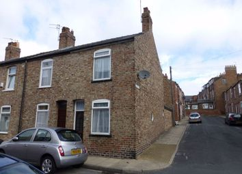 Thumbnail 2 bedroom end terrace house to rent in Brunswick Street, South Bank, York