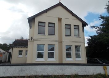Thumbnail 2 bed flat to rent in Roche Road, Bugle, St Austell