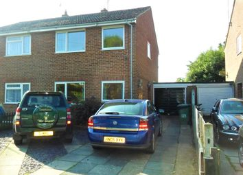 Thumbnail 3 bed semi-detached house for sale in Pear Tree Close, Lindford