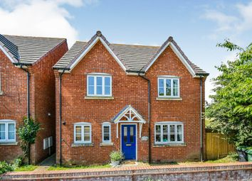 Thumbnail 4 bed detached house for sale in The Turnpike, Chippenham