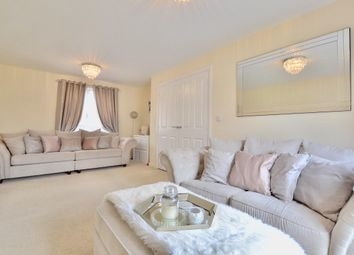Thumbnail 4 bed detached house to rent in Chestnut Road, Brockworth, Gloucester