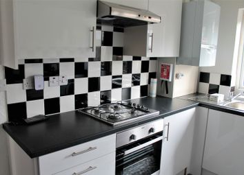 Thumbnail 4 bed terraced house to rent in Chadwell Heath Lane, Romford