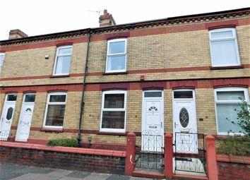 Thumbnail 2 bedroom terraced house for sale in Glanvor Road, Edgeley, Stockport