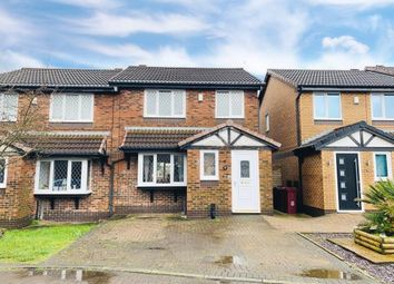 3 bed semi-detached house for sale in Farrington Close, Blackburn, Lancashire BB2