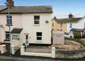Thumbnail 3 bed end terrace house for sale in Quay Road, Newton Abbot