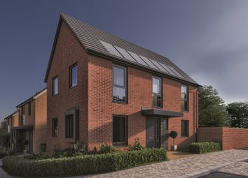 Thumbnail 3 bedroom link-detached house for sale in Oakhill Drive, Marksbury, Bristol