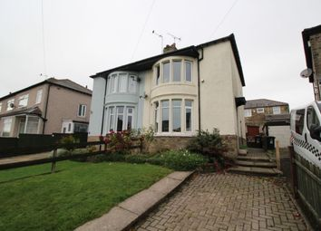 Thumbnail 2 bed semi-detached house for sale in Golf Avenue, Halifax