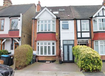 Thumbnail 4 bed end terrace house for sale in Kings Avenue, New Malden