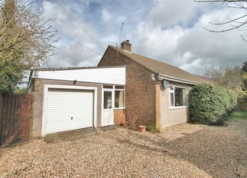 Thumbnail 4 bed detached bungalow for sale in Quarry Road, Alveston, Bristol