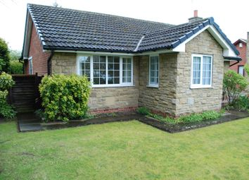 Thumbnail 3 bed bungalow to rent in Clifford Moor Road, Boston Spa, Wetherby