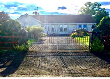 Thumbnail 3 bed detached bungalow for sale in Coolermoney Road, Ballymagorry Strabane