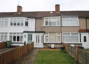 Thumbnail 3 bed terraced house for sale in Harcourt Avenue, Sidcup, .