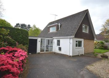 Thumbnail 3 bed detached house for sale in Broadway, Sidmouth, Devon