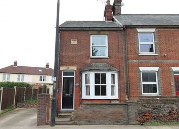 Thumbnail 3 bedroom end terrace house to rent in Horringer Road, Bury St. Edmunds
