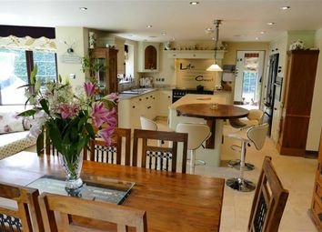 Thumbnail 6 bed detached house for sale in Quemerford, Calne