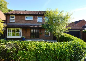 Thumbnail 4 bedroom property for sale in Northcliffe Close, Worcester Park