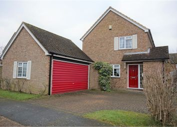 Thumbnail 4 bed detached house for sale in Sadlers Close, Billericay