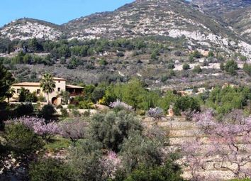 Thumbnail 5 bed villa for sale in Tarbena, Alicante, Costa Blanca. Spain
