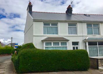 Thumbnail 4 bed end terrace house to rent in Poplar Avenue, Porthcawl