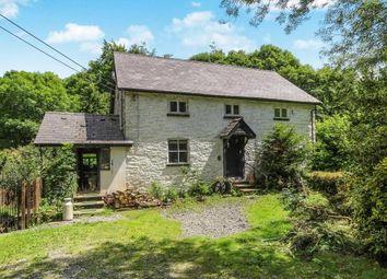 Thumbnail 4 bed detached house for sale in Llansannan, Denbigh, Conwy