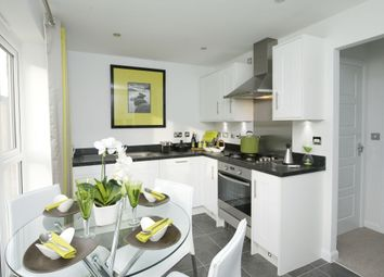 "Thumbnail 2 bedroom end terrace house for sale in ""Kendal"" at Nottingham Business Park, Nottingham"