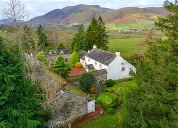 Gillsrow House, Long Barn & Land, Troutbeck, Penrith CA11. 5 bed detached house for sale
