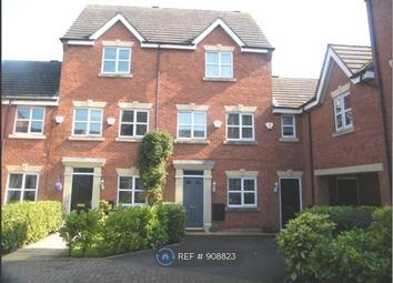 Salisbury Close, Crewe CW2. 3 bed terraced house