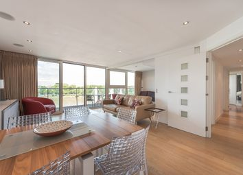 Thumbnail 3 bed flat to rent in Centurion Building, Queenstown Road, London