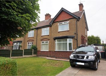 Thumbnail 3 bed semi-detached house for sale in Columbia Avenue, Sutton-In-Ashfield