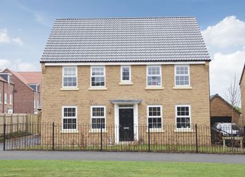 "Thumbnail 4 bedroom detached house for sale in ""Chelworth"" at Boroughbridge Road, Knaresborough"